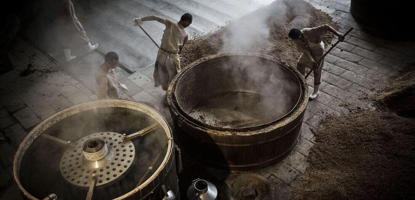 Etape pour la distillation du rhum - Naga Rum