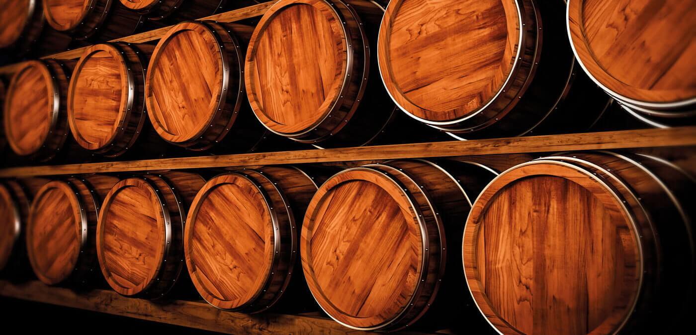 Vieilissement en fût de chêne - Naga Rum