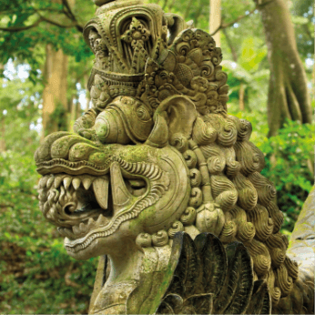 Naga - Guardian of Nature