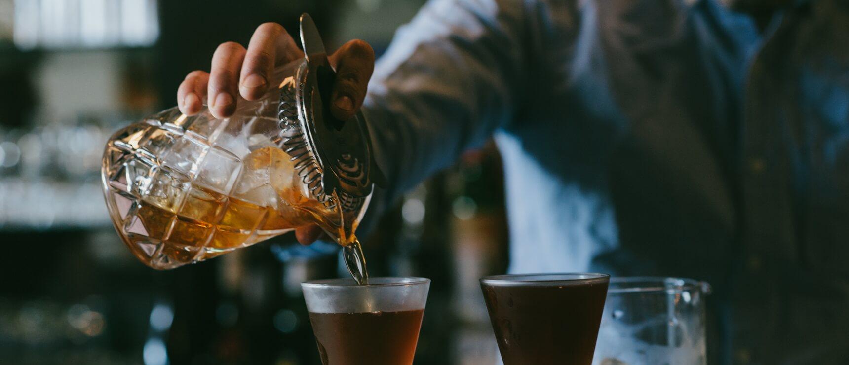 Préparation de cocktails - Naga Rum